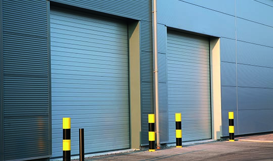 Industrial Security Shutter Installations