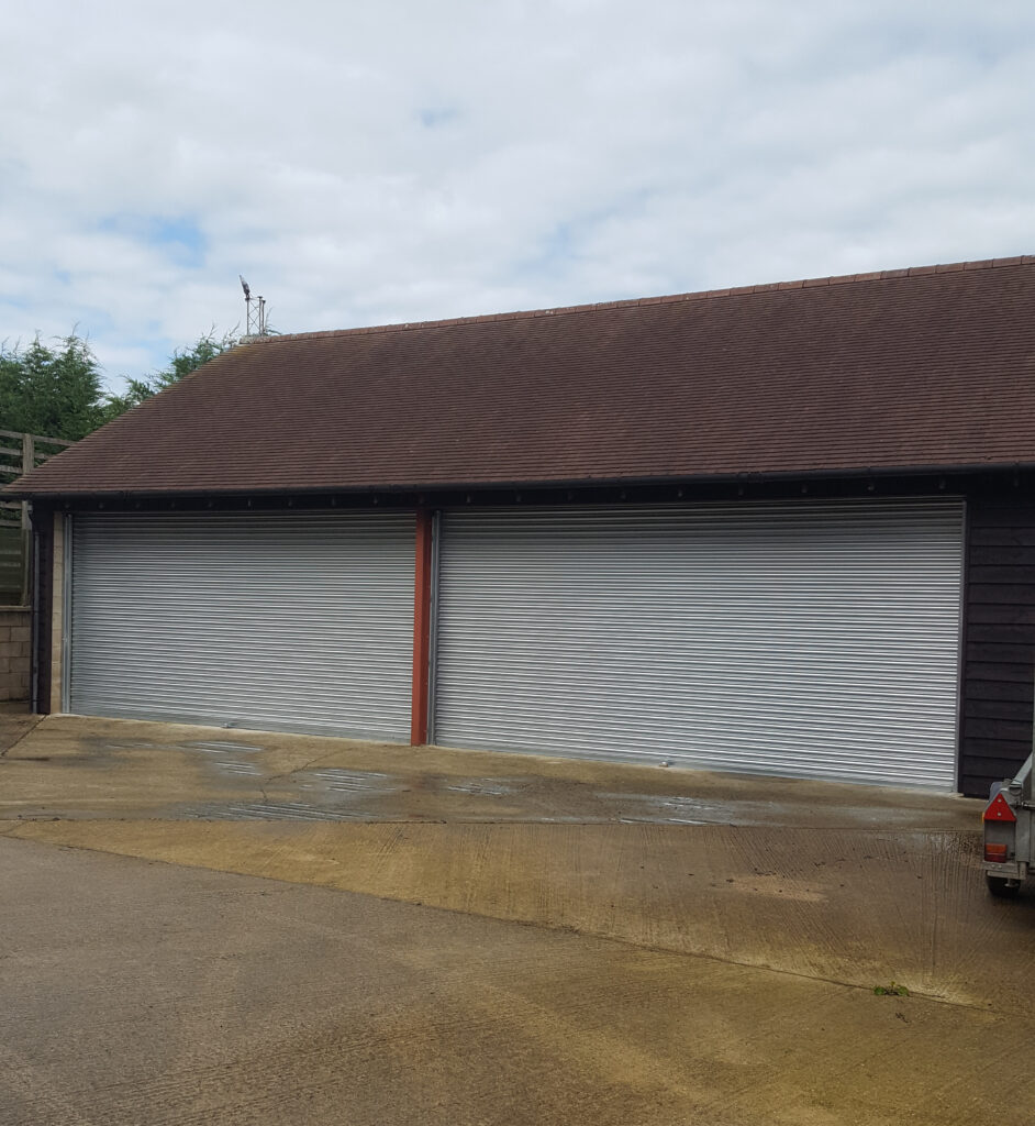 New Roller Shutters - After